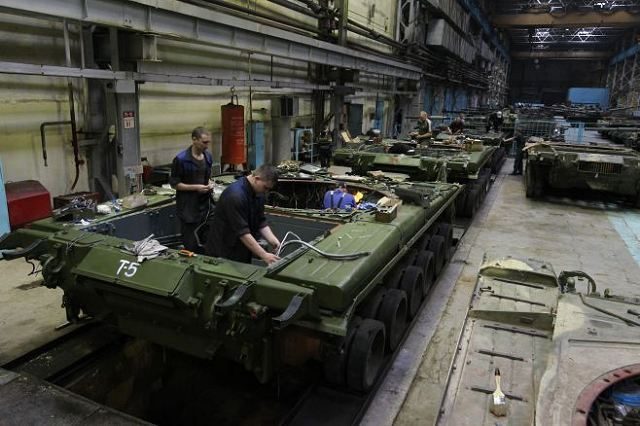 Russia will allocate 25-5 billion dollars for local defense industry development program 640 001