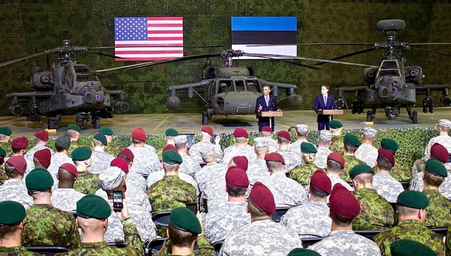 United States and Estonia sign Defense Research Agreement 640 001