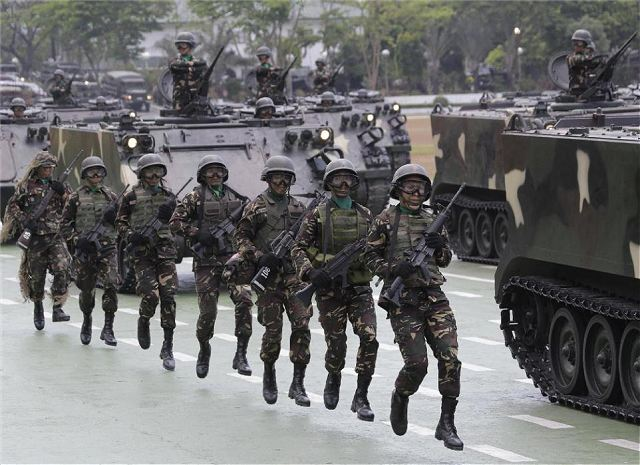 Army of Philippines will receive this year additional fire-support vehicles and artillery systems 640 001