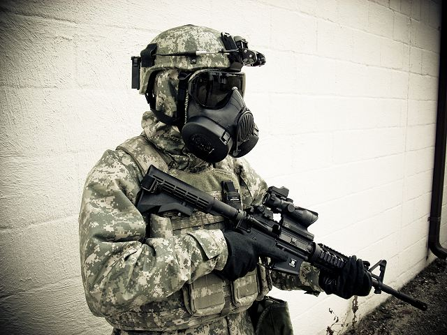 Avon Protection has received an order from US Department of Defense for M50 protection mask 640 001