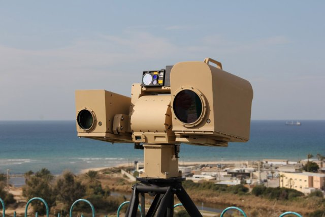CONTROP Precision Technologies to sell Long Range Observation Systems LOROS to India 640 001