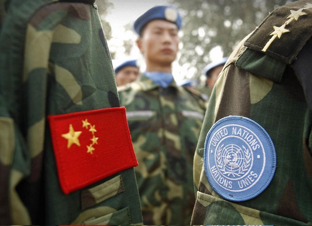 China donates 3 mn in non lethal military equipment to Guinea 640 001