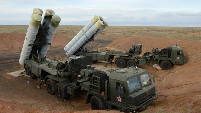 China to receive two regiment sets of S 400 air defense missile systems by June 2019 640 001