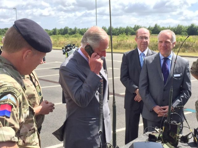 General Dynamics UK awarded 191 million to provide enhanced communications to British Army 640 001