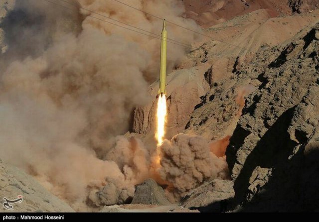 Iran s Islamic Revolution GuardsCorps  IRGC concluded its missile drills 640 001