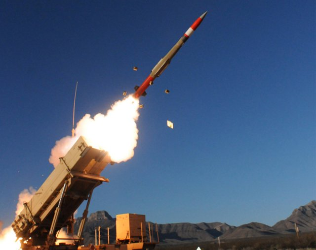 Lockheed Martin PAC 3 MSE missile successfully intercepts target during flight test 640 001