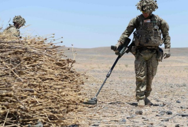 More British troops to take part in Iraqi Security Forces training program 640 001