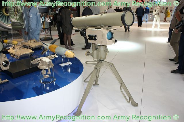 Namibia will receive Russian-made 9M133 Kornet-E AT-14 Spriggan ATGM anti-tank guided missile 640 001
