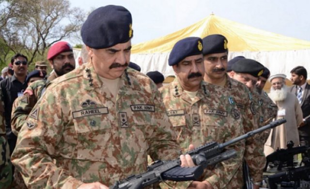 Pakistan Army to test CZBREN 2 Zastava M77 and FN SCAR H to replace its assault rifle 640 001