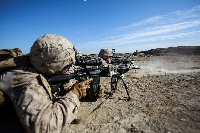 Pentagon would like to boost US military presence in Iraq to increase fight against IS 640 001