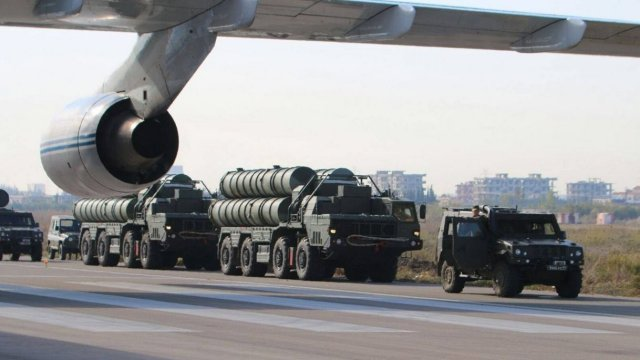 Russia starts withdrawing its military forces deployed in Syria 640 001