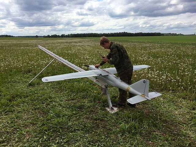 Russian Western Military District to receive 5 Orlan 10 UAVs 640 001
