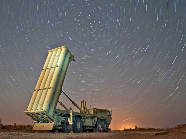South Korea U S launch formal talks on deployement of THAAD air defense systems 640 002