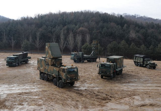 South Korea deploys surface to air guided missile system along maritime border 640 001