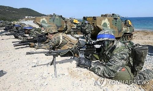 South Korea formed a new elite unit of marines dubbed Spartan 3000 for raids inside North Korea 640 001