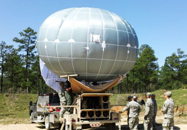 US DoD awards Drone Aviation a 780000 contratct for WASP Tactical Aerostat System 640 001