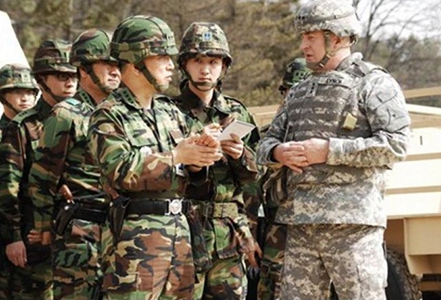 US and South Korea begin annual large scale exercises 640 001
