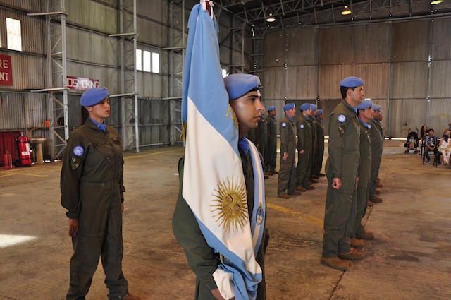 Argentina plans to procure armoured vehicles for UN missions