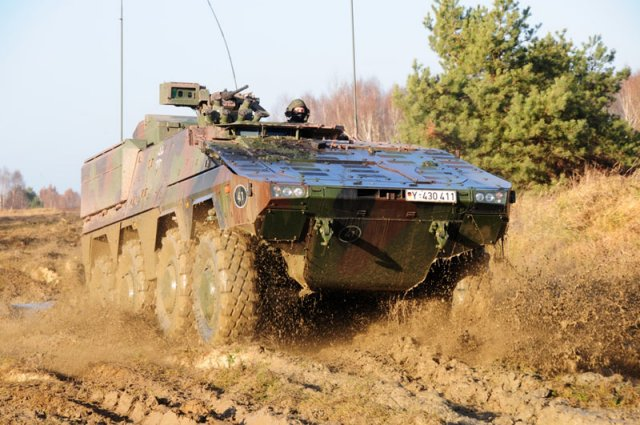 Netherlands new vehicle mix BOXER Production contract awarded 640 001