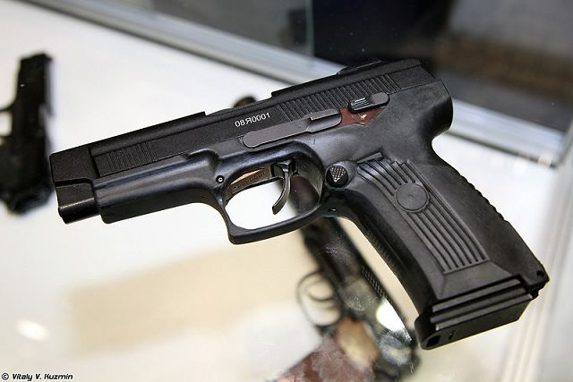 Russian Armed Forces receive new organic pistols Yarigin PYa (MoD`s designation: 6P54) pistols intended to replace obsolete PM, according to a source in Russian defense industry. In 2003, the Russian MoD (Ministry of Defense) brought into service Yarigin PYa pistol developed in the 1990s and chambered for new 7N21/7N31 (9x19mm) cartridges. The serial production of the new handgun has been launched in 2011.