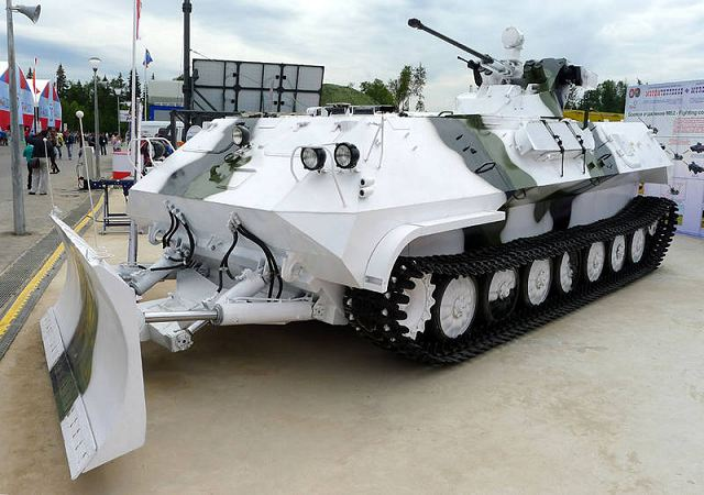 Russian Ministry of Defense (MoD) may order new Toros tracked armoured vehicles for its units deployed in the Arctic Region, according to a source in the defense industry. The Toros was unveiled for the first time to the public at Army-2015, the International Military-Technical Forum which was held in Moscow (Russia) in September 2015.