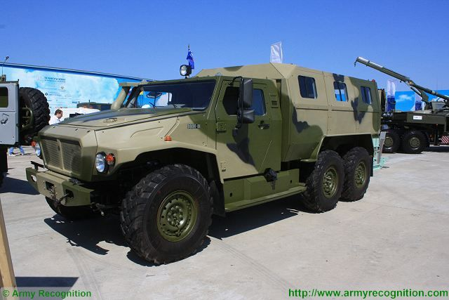 Russian Company VPK to develop VPK-39273 Volk-3 for Russian Ministry of Defense 640 001