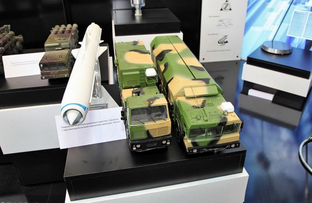Bastion coastal defense missile system proves land attack capability in Syria 640 001