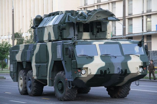Belarus army to receive a fourth battery of Russian-made Tor-M2-air defense missile systems 640 001
