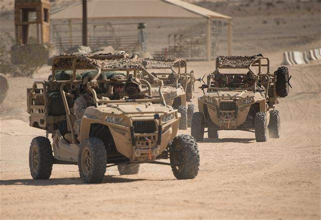 Contract Polaris Defense From U S Marine Corps To Deliver