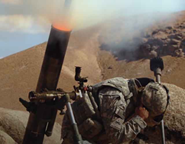 Elbit Systems America Receives 103mn U S Army Contract for Mortar Weapon Systems 640 001