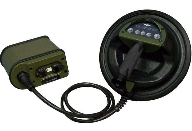 Engineers of Russian army Western Military District to receive Korshun mine detectors 640 001