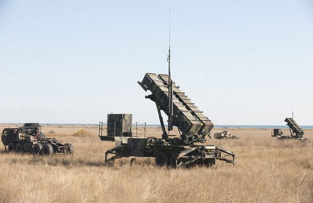 Poland seeks to sign a contract for the supply of American Patriot air defense missile system 640 001