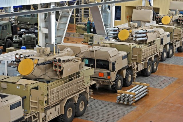 Rosoboronexport has USD7 billionbacklog of orders for land hardware 640 001