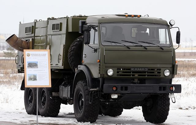 Russian army Southern Military District CBRN unit receives TDA-3 mobile smokescreen generators 640 001