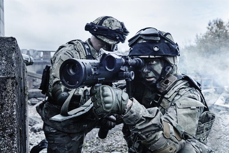 Saab receives 10m order for laser simulators from Swedish Defence Materiel Administration 640 001