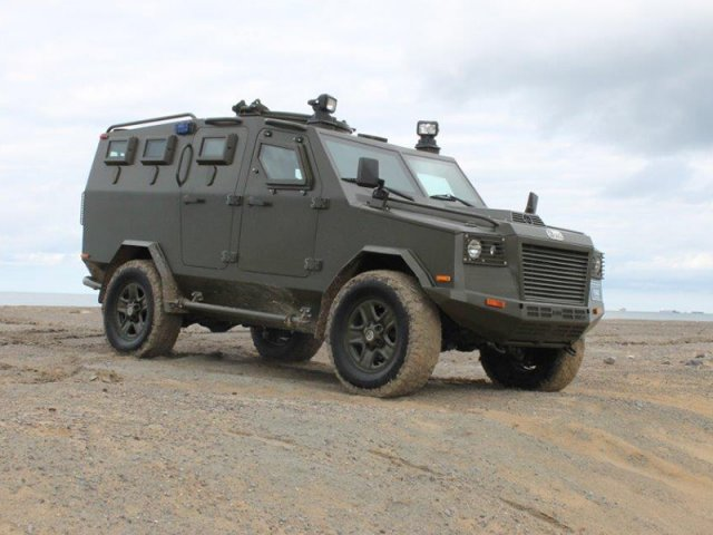 South African company LMT awarded new contracts for its LM5 armoured vehicles 640 001