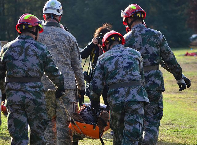"China-Germany joint medical military exercise, code-named ""Combined Aid-2016"", will be held in China's Chongqing from October 17 to 29, Yang Yujun, spokesman for China's Ministry of National Defense (MND) said on Thursday, September 30, 2016"