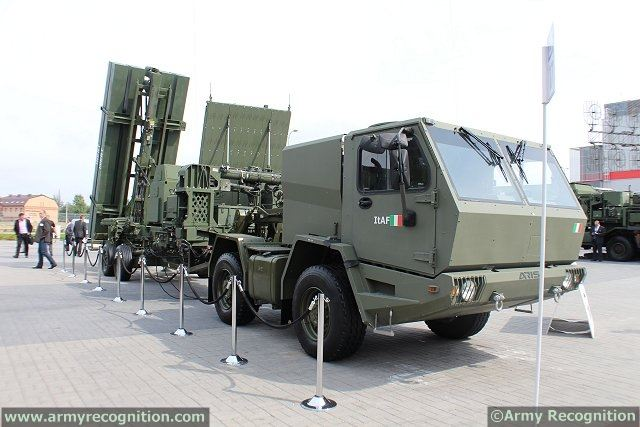 MEADS International submitted final proposal to Germany for its new air defense missile system 640 001