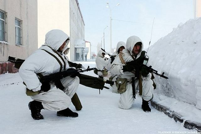 More than 5000 soldiers of Russian armed forces will take-part in military exercise in Polar Region 640 001