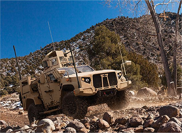 American airborne troops seek to replace old Humvee 4x4 light tactical vehicle by Oshkosh Defense Light Combat All-Terrain Vehicle (L-ATV). For more than 30 years, the High Mobility Multipurpose Wheeled Vehicle has been the go-to vehicle for U.S. forces wishing to put boots and tires on the ground.