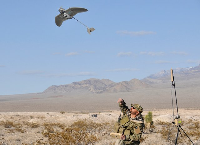 AeroVironment offers Wasp AE Micro UAV to Australian Army and Special Forces 640 001