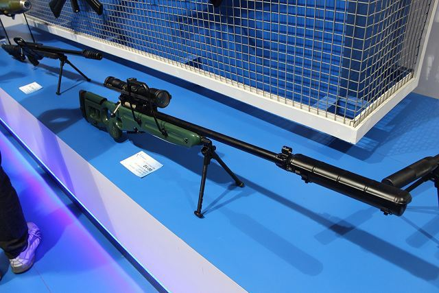 The Kalashnikov Group (the Kalashnikov Concern, a subsidiary of the Rostec state corporation) is developing new semi-automatic and manually-operated sniper rifles for Russia`s military, according to a source in the Russian defense industry.
