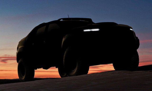 General Motors Us Army To Unveil Chevrolet Colorado