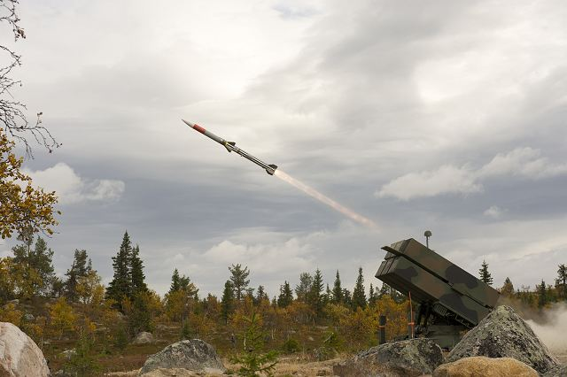 Lithuania and Norway sign agreement on procurement of components and missiles of NASAMS