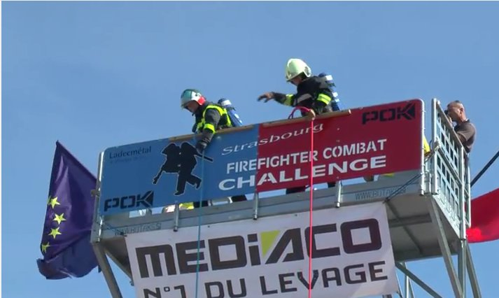 Live Streaming The Europe Firefighter Combat Challenge Final sponsored by Army Recognition 640 001