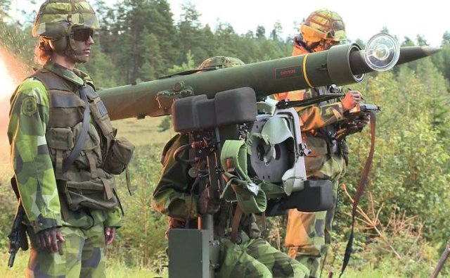 Saab wins order from Lithuania for RBS 70 air defense missile systems 640 001