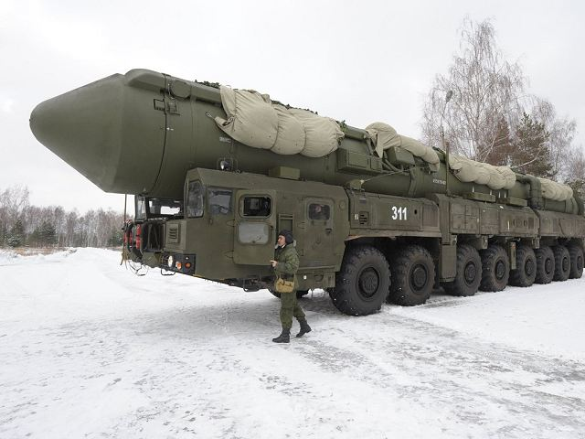 Strategic missile division in Central Russia will be rearmed with RS-24 Yars ballistic missile 640 001