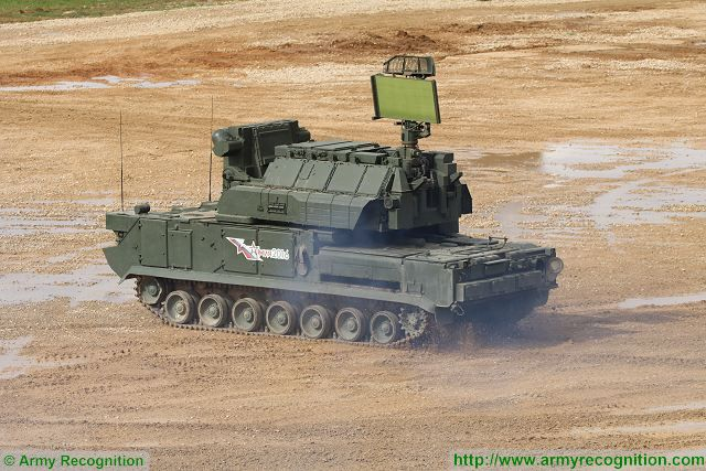 TOR-M2U new generation of TOR-M2 air defense missile system is now operational in Russian army 640 001