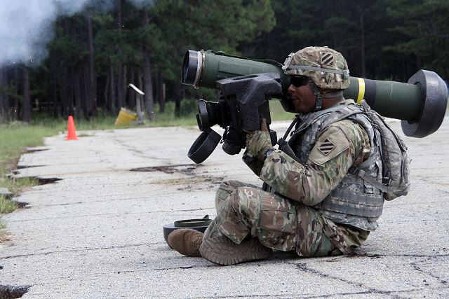 Tata Power Company from India will produce jointly Javelin anti-tank missile with US Companies 640 001