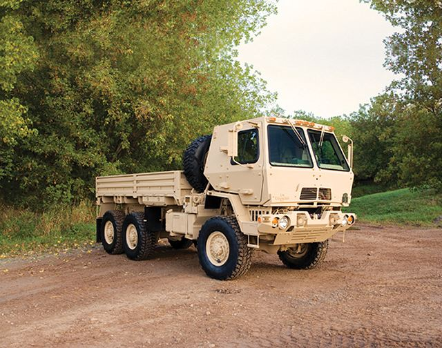 The U.S. Army has awarded Oshkosh Defense, LLC, an Oshkosh Corporation (NYSE: OSK) company, a $409 million contract to produce 1,661 Family of Medium Tactical Vehicle (FMTV) trucks and 31 trailers, under Order Year 7 of the current FMTV contract. Deliveries will continue through July 2018.